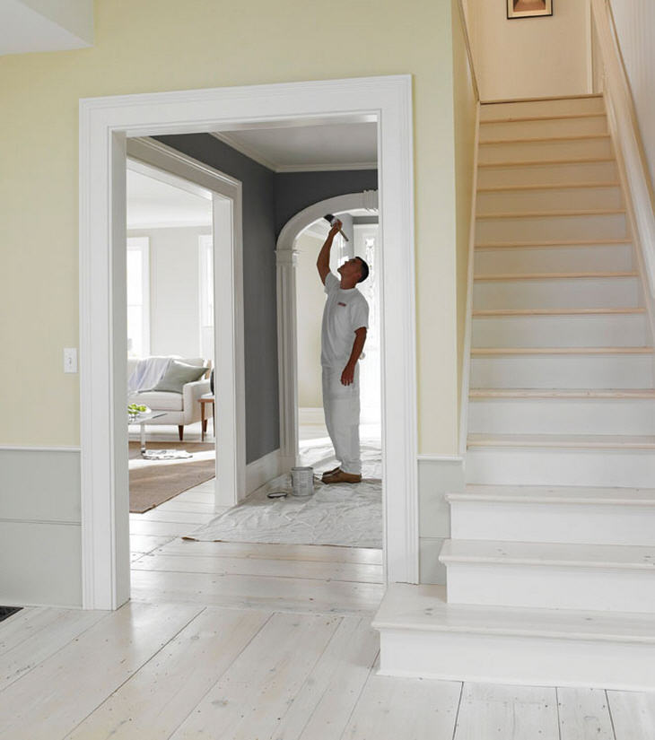 Interior Painting Contractor: Calgary Best Painting Contractor